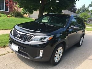Kia Sorento EX AWD 2014 w/panoramic sunroof