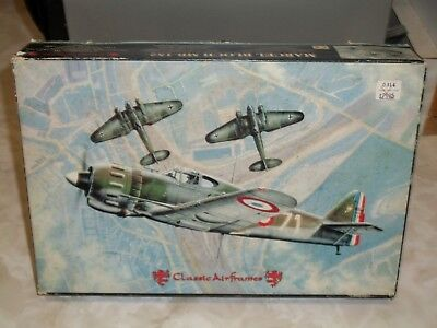 Classic Airframes 1/48 Scale Marcel Bloch MB-152