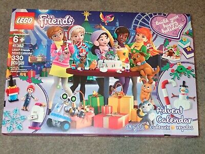 LEGO Friends Advent Calendar #41382 Building Set
