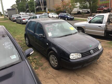 VW Golf 2004 hatchback automatic now wrecking! Northmead Parramatta Area Preview