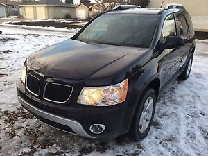 2007 Pontiac Torrent, AWD, very Low km only 124553km