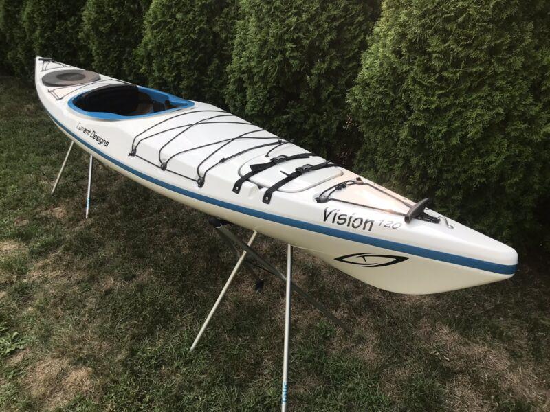 Current Design Vision 120 Kayak (made With Kevlar)