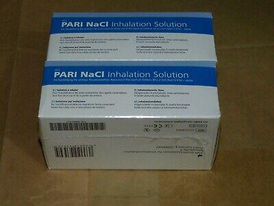Pari NaCl 0,9% Lösung zum Inhalieren 120 Ampullen zu je 2,5ml - Kochsalzlösung