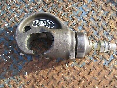 Burndy Hypress Y35bh-y35h Hydraulic Compression Tool