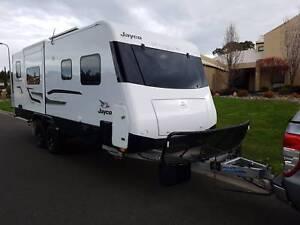 Jayco silverline caravan 21.65-3.OB.16SL 2 AXLE 2016