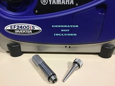 Yamaha Generator Ef2400is Oil Fill Tube Magnetic Dipstick Combo Usa