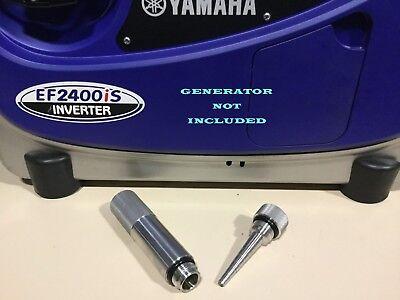Yamaha Generator Ef2400is Oil Fill Tube Magnetic Dipstick Combo Usa