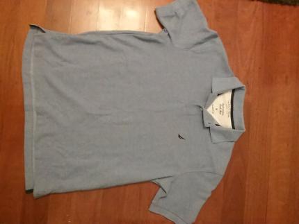 Nautica Polo Performance Deck Shirt Size S