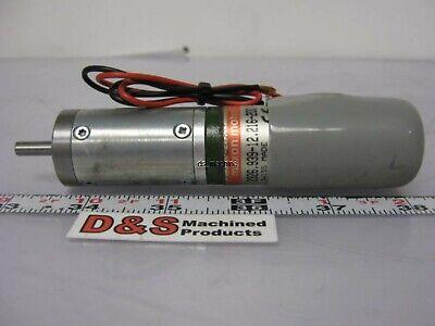 Maxon Motor 2326.939-12.216-200 Dc Motor W 81.21 Gearhead