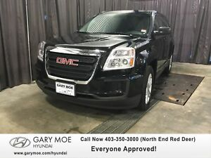 2017 GMC Terrain SLE/AWD W/ BACK UP CAM/SENSOR, HEATED SEATS!