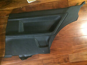 BMW E36 coupe rear upholstery trim panels - 3 series