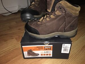 Security Shoes Timberland Pro