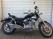 Yamaha Virago 535 S model, late 1994 Bronte Eastern Suburbs Preview