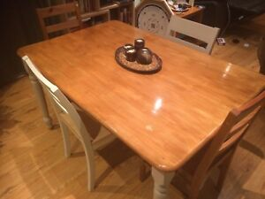 Dining Table Set Of 6 Chairs