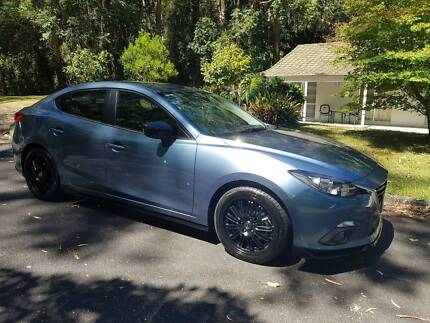 2016 Mazda 3 SP25 with safety pack & sports pack