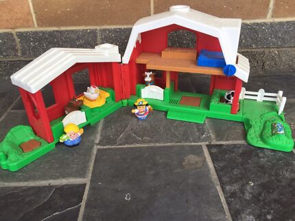 fisher price little people sets Modbury Tea Tree Gully Area Preview