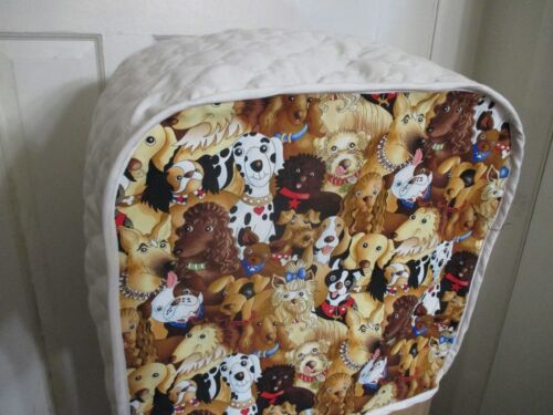 DOGS coffee, crock pot, keurig, small mixer appliance cover