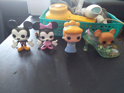 Disney pop vinyls