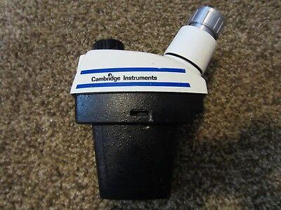 Leica Cambridge Instruments Stereo Zoom 4 Microscope