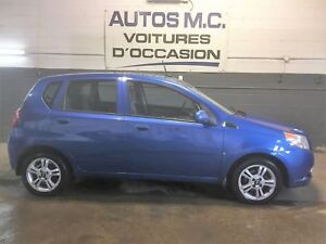 2009 Chevrolet Aveo LT,full(GARANTIE 1 AN INCLUS)