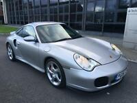 Porsche 911 TURBO 3.6 AUTO 34900 MILES FULL DEALER HISTORY PRESTINE CONDITION