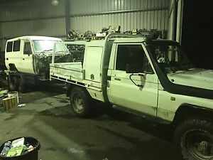 Wanted land cruisers not running etc Wesburn Yarra Ranges Preview