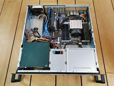 Server 2U / Intel Xeon E5-2630 2400Mhz 8core - 64GB RAM - Gigabyte MU70-SU0 4LAN