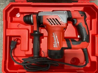 Milwaukee 5268-21 1-18 Sds-plus Rotary Hammer Drill Kit - New