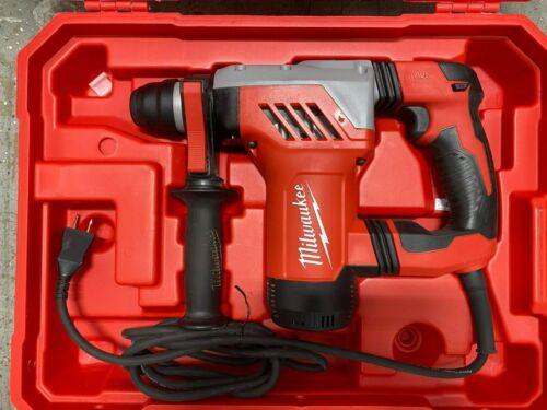 "Milwaukee 5268-21 1-1/8"" SDS-Plus Rotary Hammer Drill Kit - NEW"