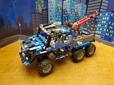 LEGO Technic Container / Crane Truck 8052 B model