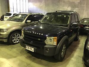 MY2008 Land Rover Discovery 3 Wagon 7 SEATER Bowen Hills Brisbane North East Preview