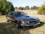1969 Ford Mustang Coupe Coominya Somerset Area Preview