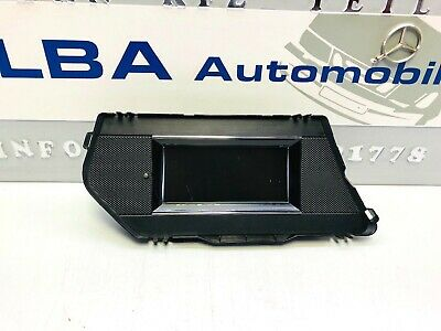 Orig Mercedes GLK X204 Bildschirm Multifunktion Display A2048202697