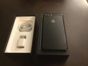 Iphone 7 plus 128 gb Jet black !!! IMPECCABLE