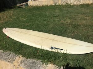 "7' 2"" Custom Shaped Big Wave Surfboard"