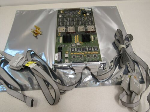HP Hewlett Packard agilent 16750A Logic Analyzer module 1792