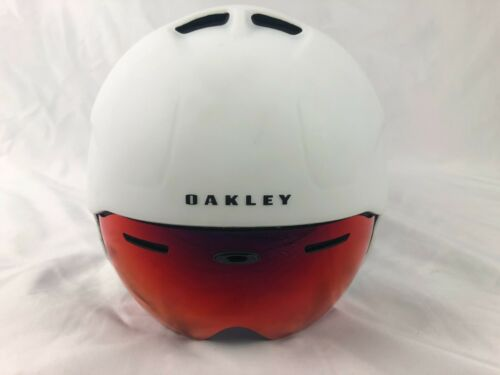 Oakley AR07 MIPS Triathlon Time Trial Helmet SIZE Medium 54-58cm White (1d)