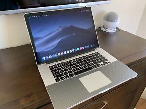 "15"" MacBook Pro Retina 1TB i7 16GB 2GB Graphics"