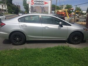 Honda.civic 2013 , 57,000 kms