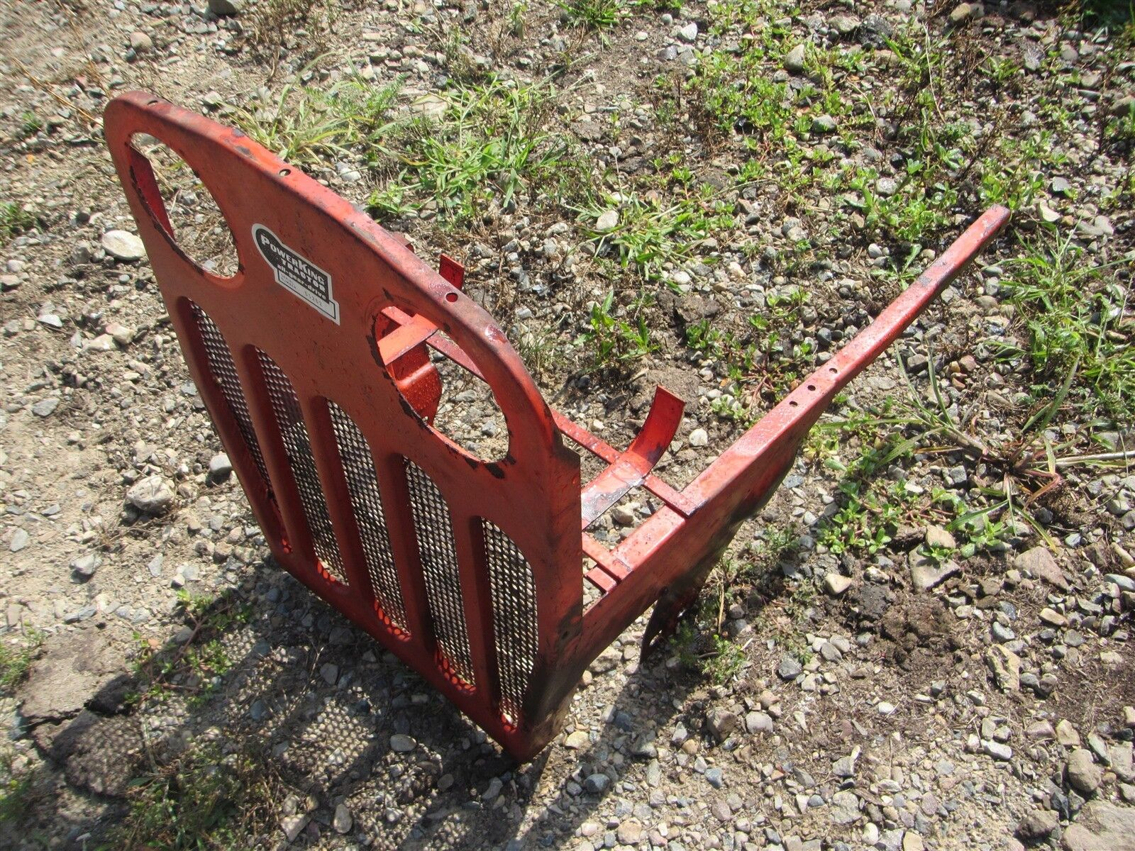 Economy power king tractor grille assembly ebay jpg 1600x1200 Economy power  king 2418