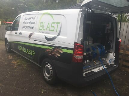 Blast Pest Management