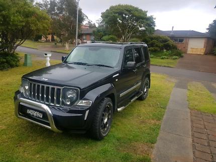 Jeep Cherokee Limited 2012