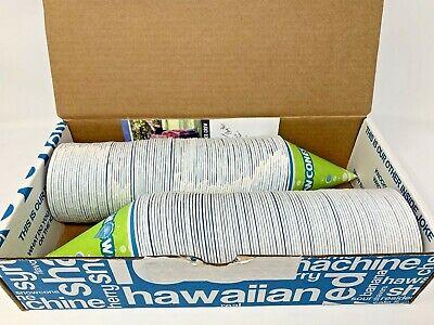 New Open Box 201 Hawaiian Shaved Ice Snow Cone Cups