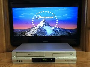 2006 TOSHIBA SD-V340SC DVD VCR Player Recorder Combo Works A1