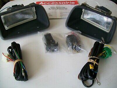Citroen ZX  Fog Lamp Kit.