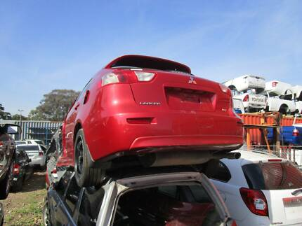 MITSUBISHI LANCE 2009 HATCHBACK NOW WRECKING AT Smithfield Parramatta Area Preview