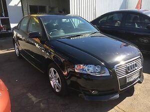 2005 Audi A4 Sedan auto plenty rego RWC $9999 Coburg Moreland Area Preview