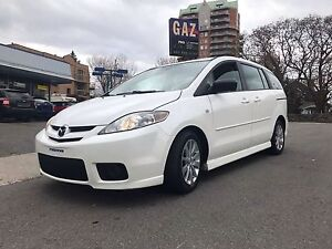 2007 Mazda 5 ** 138 xxx KM ** 6 Passagers ** Mags