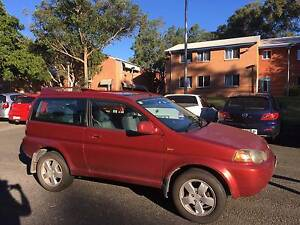 Honda HR-V 1999 4WD North Lambton Newcastle Area Preview