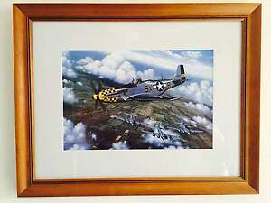 Framed Print Aviation Top Cover by Stan Stokes. Scarborough Stirling Area Preview